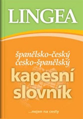 Španělsko-český česko-španělský kapesní slovník - 3. vydání