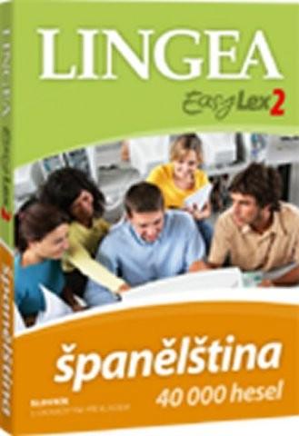 EasyLex 2 španělský CZ základní