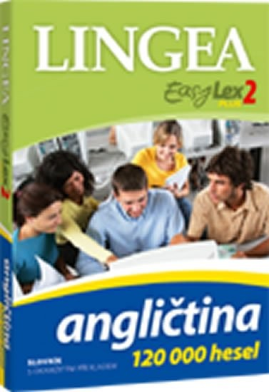 EasyLex 2 anglický CZ plus : 9788087062197