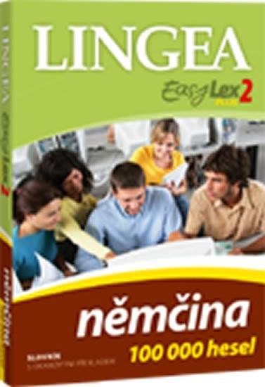EasyLex 2 německý CZ plus : 9788087062203