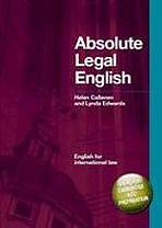 Absolute Legal English : 9783125013292