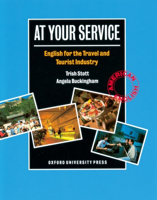 AT YOUR SERVICE STUDENT´S BOOK