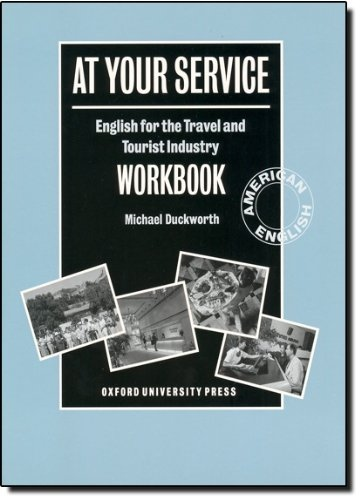 AT YOUR SERVICE WORKBOOK