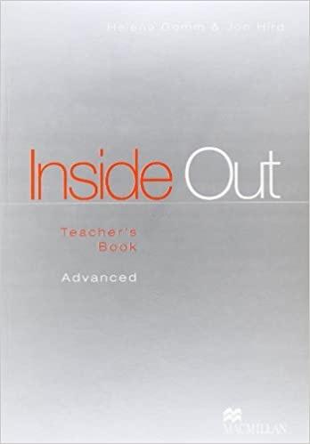 INSIDE OUT ADVANCED Teacher´s Book
