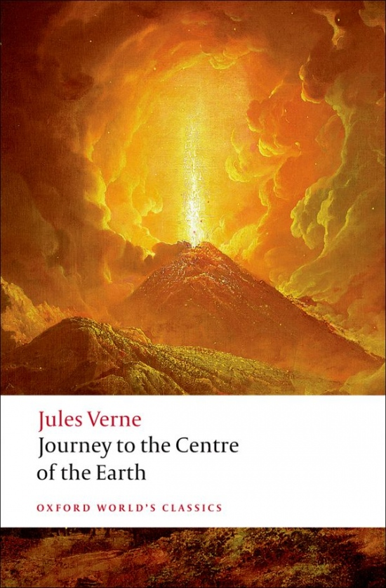 Oxford World´s Classics Journey to the Centre of the Earth