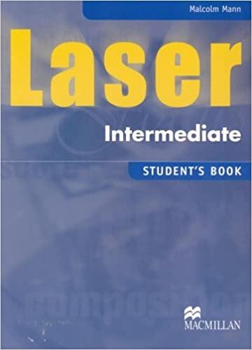 Laser Intermediate Student´s Book : 9781405075671