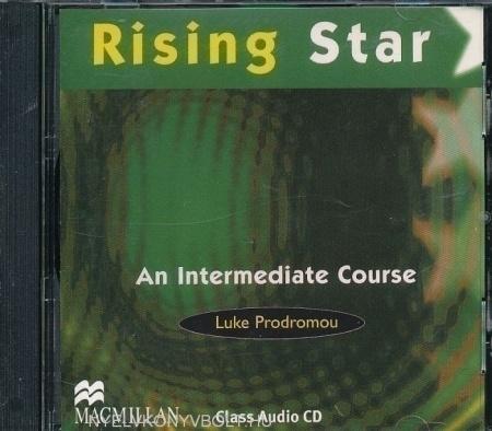 RISING STAR Intermediate Audio CD