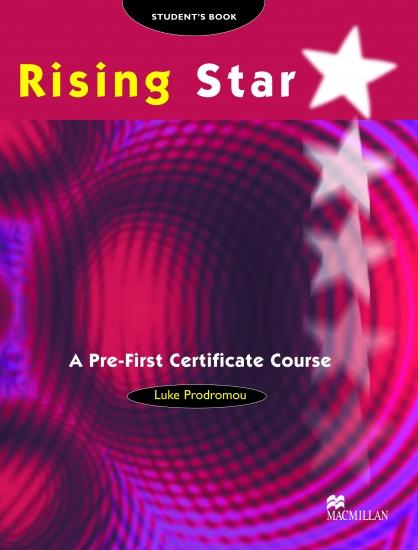 RISING STAR Pre-FCE Student´s Book : 9780333758069