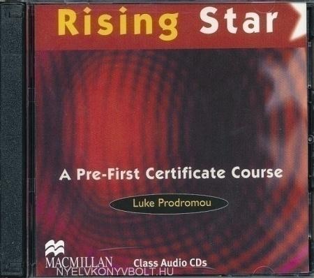 RISING STAR Pre-FCE Audio CD
