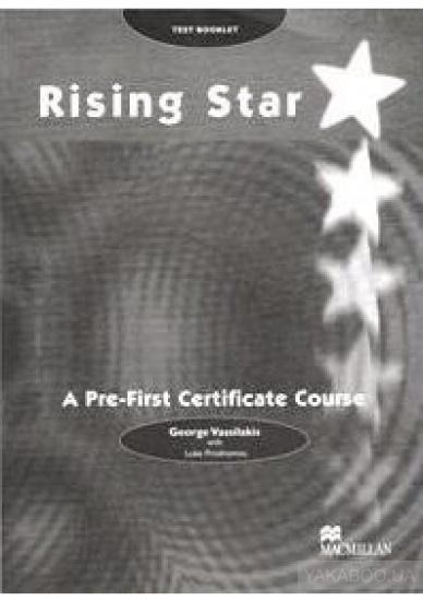 RISING STAR Pre-FCE Test Book