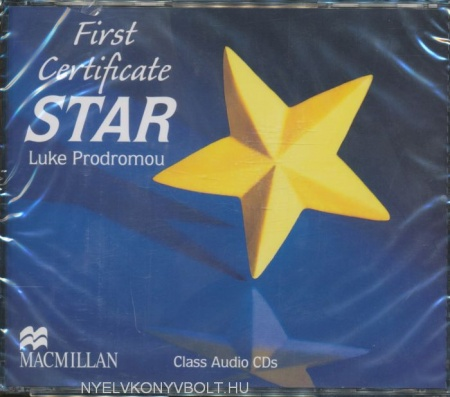 FIRST CERTIFICATE STAR Audio CD