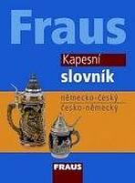 FRAUS Kapesní slovník německo-český / česko-německý, 2. vydání