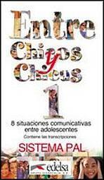 ENTRE CHICOS CHICAS 1 DVD zona 2