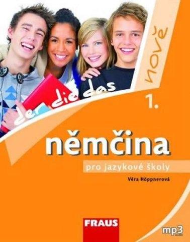 Němčina pro jazykové školy nově 1 UČ