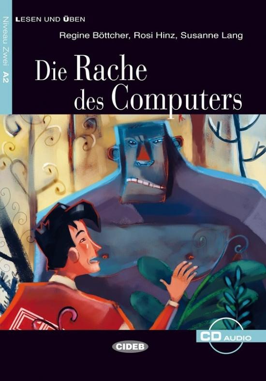 BLACK CAT - DIE RACHE DES COMPUTERS + CD (A2) : 9788853001481