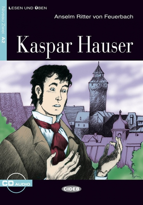 BLACK CAT - KASPAR HAUSER + CD (A2)