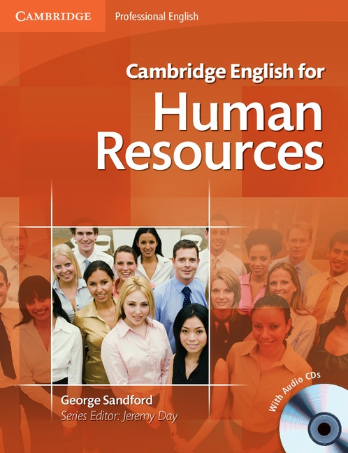 Cambridge English for Human Resources Intermediate - Upper Intermediate Student´s Book with Audio CDs (2)