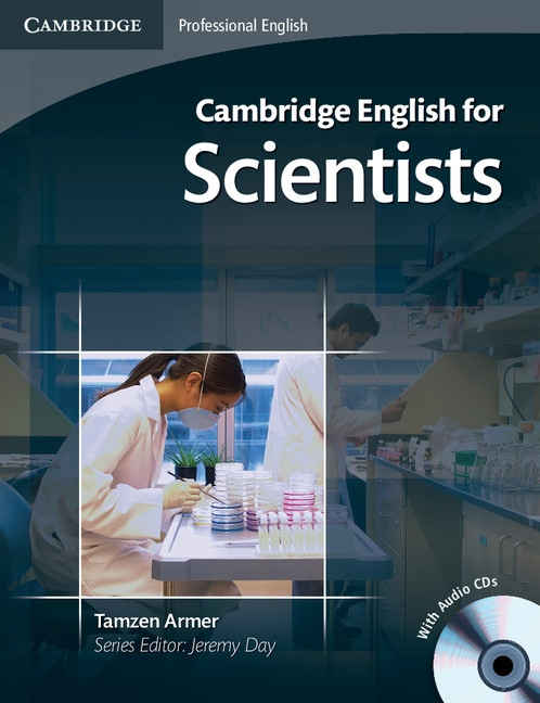 Cambridge English for Scientists Student´s Book with Audio CD