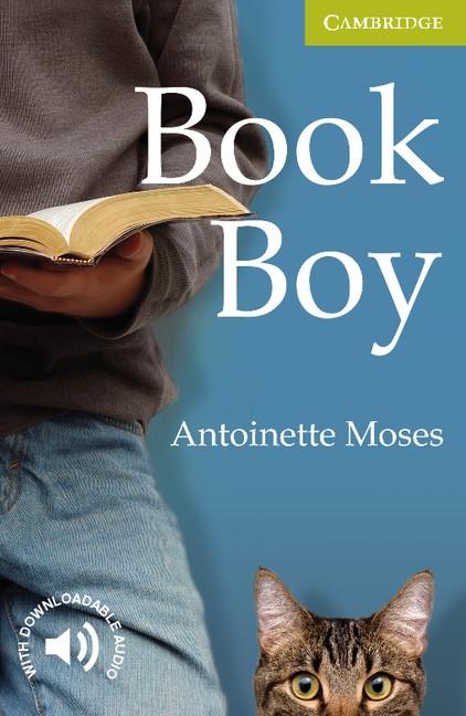 Cambridge English Readers Starter Book Boy