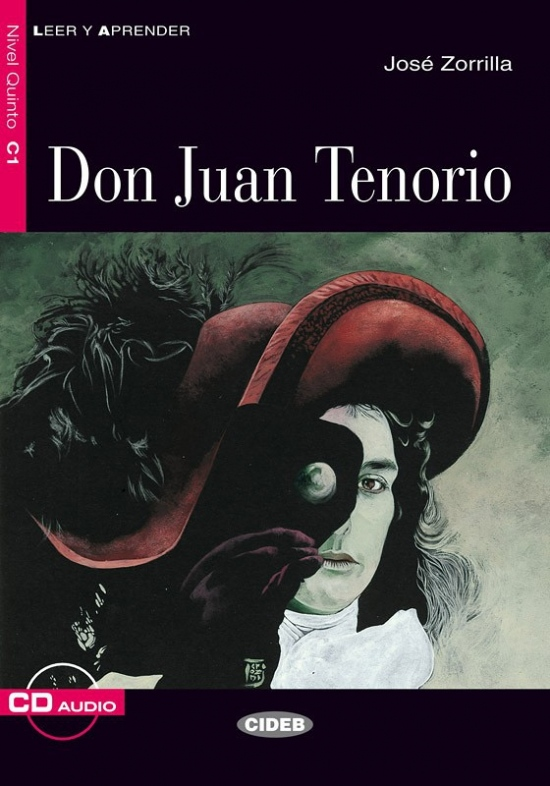 BLACK CAT - DON JUAN TENORIO + CD (Level 5)