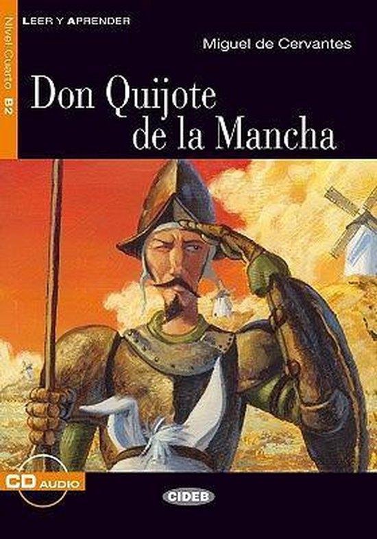 BLACK CAT - DON QUIJOTE DE LA MANCHA + CD (Level 4)