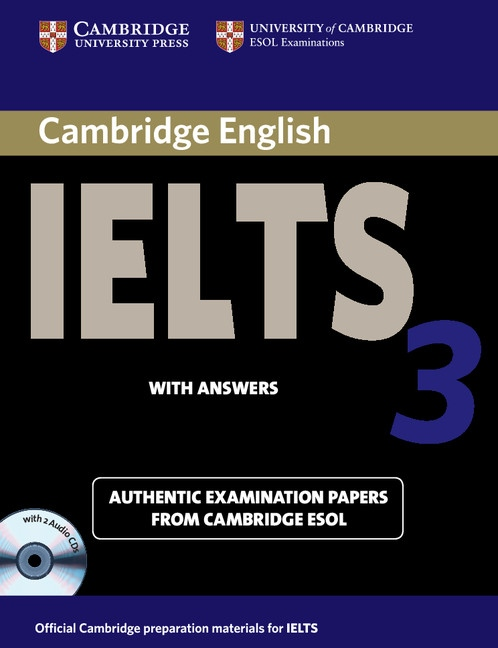 Cambridge IELTS Self-study Pack 3 (Student´s Book with answers and Audio CD)
