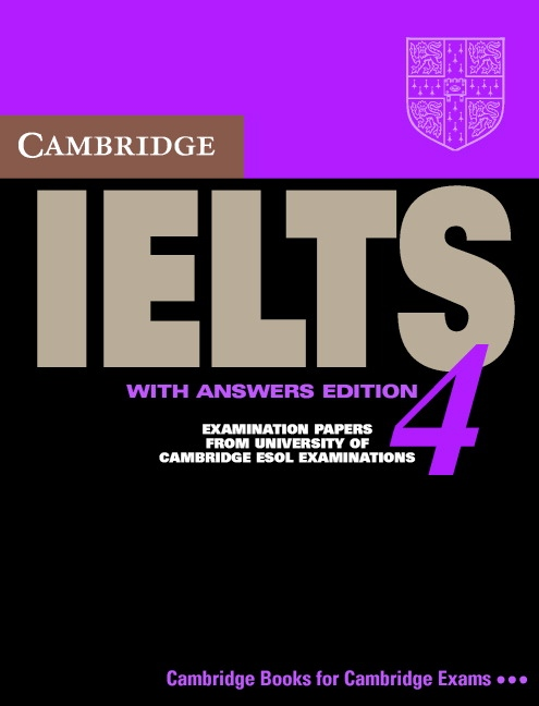 Cambridge IELTS Self-study Pack 4 (Student´s Book with answers and Audio CDs (2))