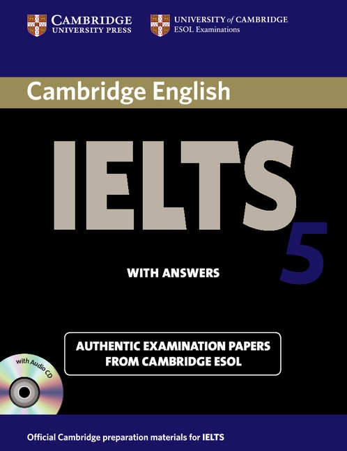 Cambridge IELTS Self-study Pack 5 (Student´s Book with answers and Audio CDs (2))