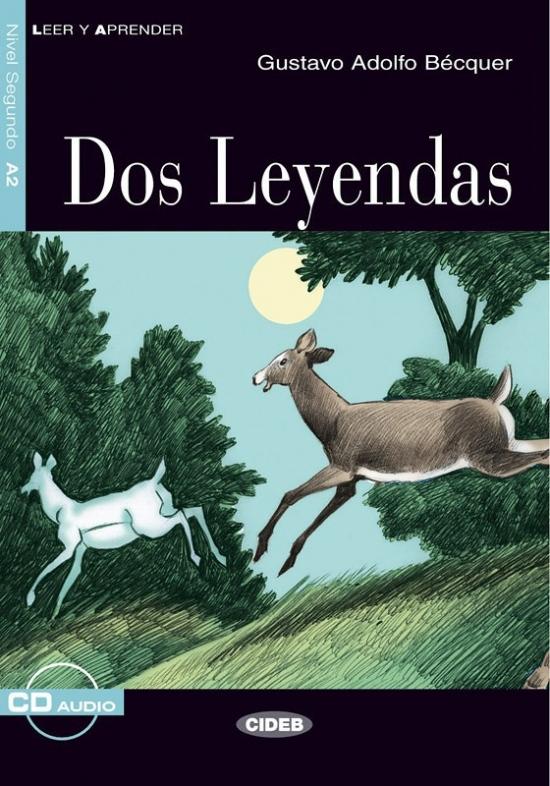 BLACK CAT - DOS LEYENDAS + CD (Level 2)