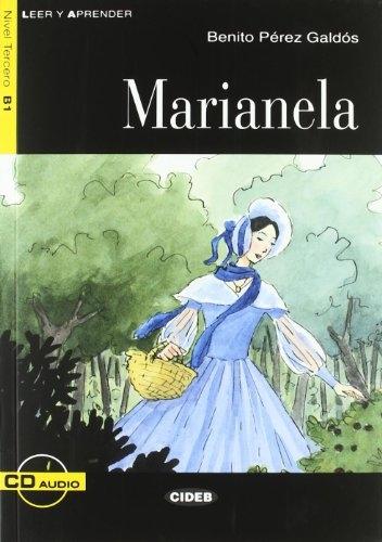 BLACK CAT - MARIANELA + CD (Level 3)