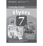 Cambridge Young Learners English Tests, 2nd Ed. Flyers 7 Answer Booklet : 9780521173766