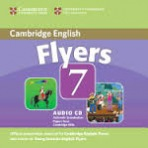Cambridge Young Learners English Tests, 2nd Ed. Flyers 7 Audio CD