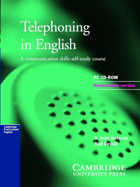Telephoning in English Network Version (single site)