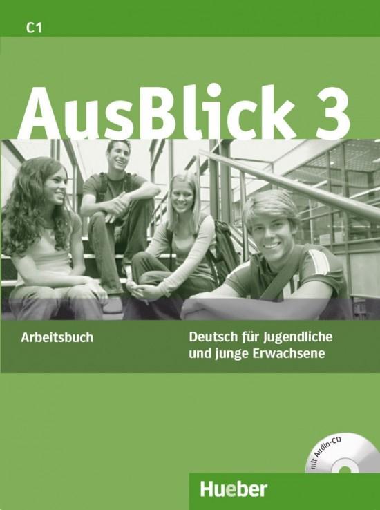 Ausblick 3 Arbeitsbuch + Audio CD