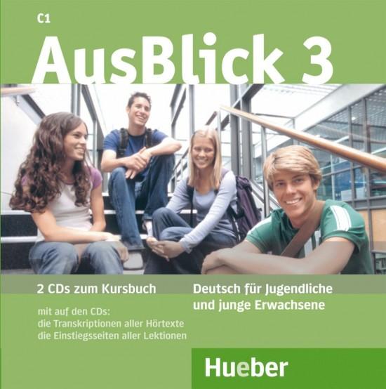 Ausblick 3 2 Audio-CDs Kursbuch