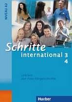 Schritte international 3 + 4 3 + 4 Lektüre zur Foto-Hörgeschichte
