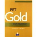 PET Gold Exam Maximiser (No Key)