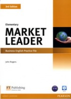 Market Leader Elementary (3rd Edition) Practice File with Practice File Audio CD