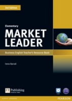 Market Leader Elementary (3rd Edition) Teacher´s Resource Book with Test Master CD-ROM