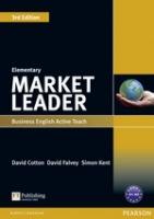 Market Leader Elementary (3rd Edition) Active Teach