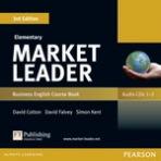 Market Leader Elementary (3rd Edition) Coursebook Audio CDs