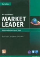 Market Leader Pre-intermediate (3rd Edition) Coursebook & DVD-rom Pack