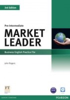 Market Leader Pre-intermediate (3rd Edition) Practice File with Practice File Audio CD