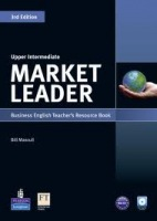 Market Leader Pre-intermediate (3rd Edition) Teacher´s Resource Book with Test Master CD-ROM