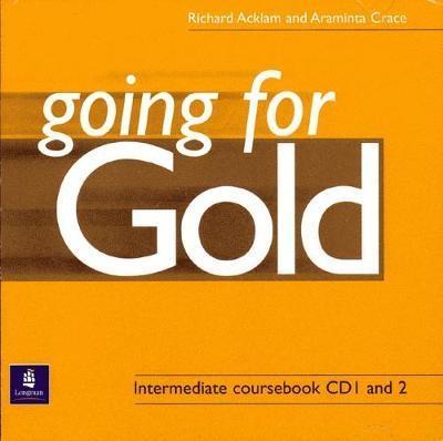 GOING FOR GOLD Intermediate Class Audio CD (2)