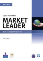 Market Leader Upper-intermediate (3rd Edition) Practice File with Practice File Audio CD