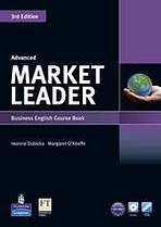 Market Leader Advanced (3rd Edition) Coursebook & DVD ROM Pack