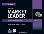 Market Leader Advanced (3rd Edition) Coursebook Audio CDs (2)