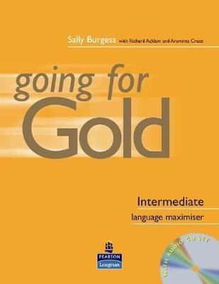 GOING FOR GOLD Intermediate Exam Maximiser (No Key) & Audio CD : 9780582518018