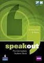 Speakout Pre-intermediate Student´s Book and MySpeakoutLab Pack